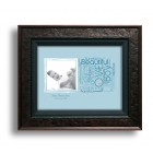 Personalised Christening Canvas/Print Gift