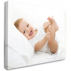 Your Image On Canvas 38mm Frame