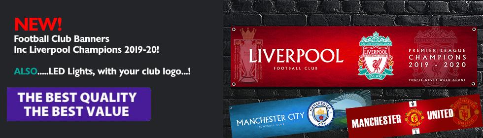 Football Club Banners