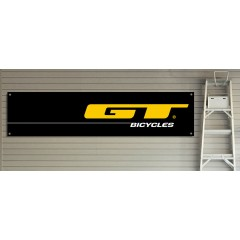 GT Bicycles Garage/Workshop Banner