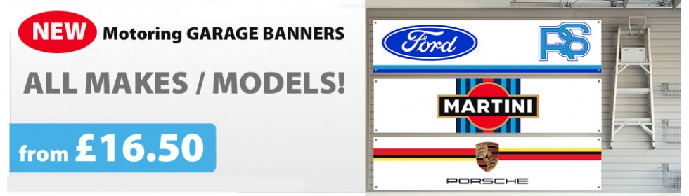 Motoring Banners