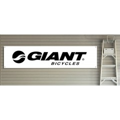 Giant Bicycles Garage/Workshop Banner