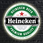 Heineken Wall Light