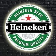 Heineken Wall Light