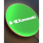 Kawasaki LED Illuminated Sign