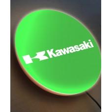 Kawasaki LED Illuminated Sign