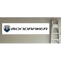 Mondraker Bicycles Garage/Workshop Banner