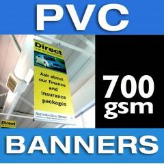 PVC Banner 700gsm