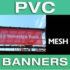 PVC Mesh Banner (per Sq. Metre)