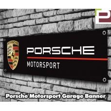 Porsche Motorsport Banner
