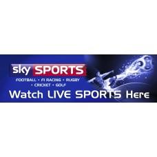 Football/Sport Banners