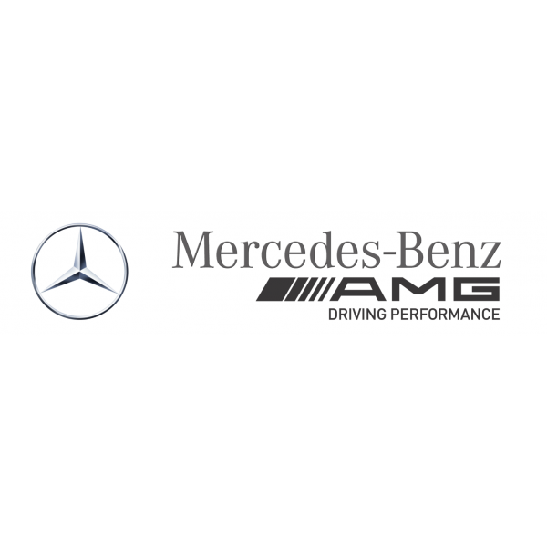 Mercedes benz amg garage banner for Mercedes benz brand image