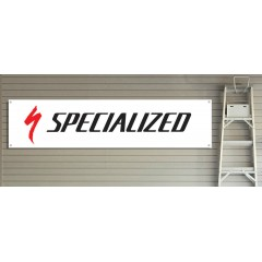 Specialized Bicycles Garage/Workshop Banner