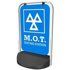 MOT Testing Swinger Pavement Stand